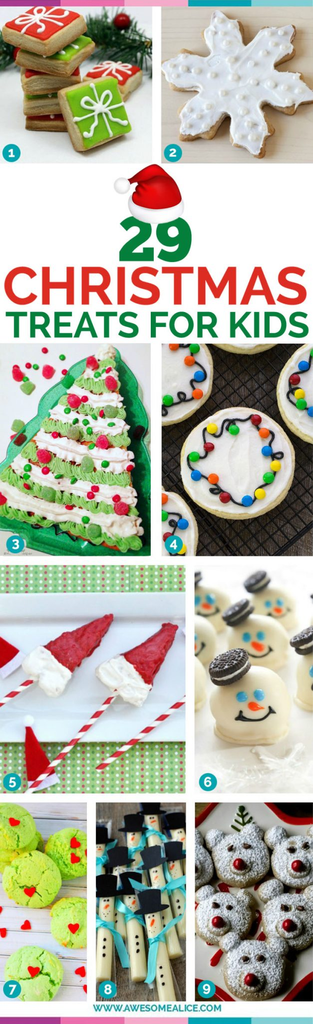 The Best Christmas Cookies To Make With Your Kids - Awesome Alice
