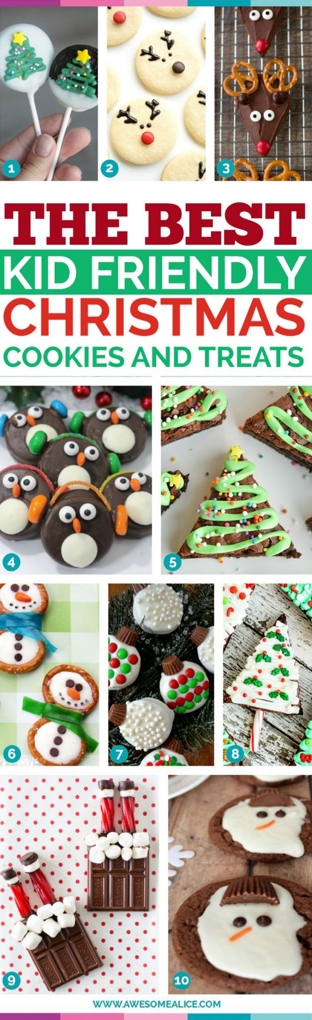 The Best Christmas Cookies To Make With Your Kids Awesome Alice