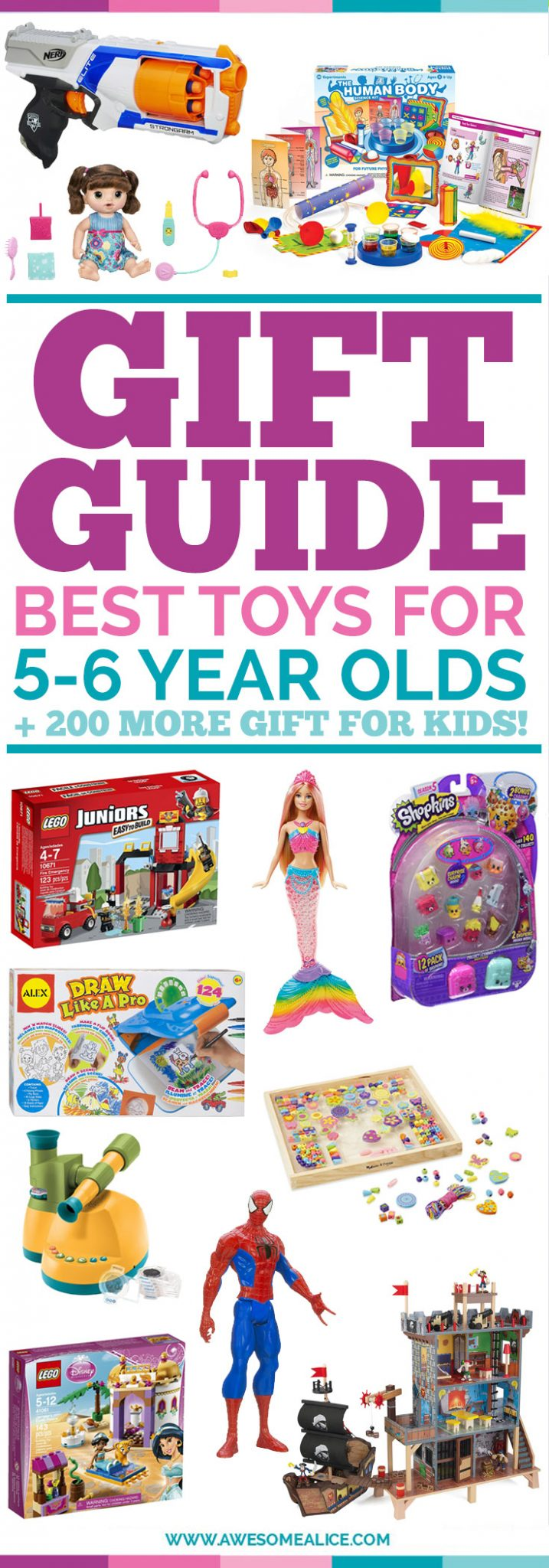Toys For Age 5 : Christmas gift guide for kids the ultimate