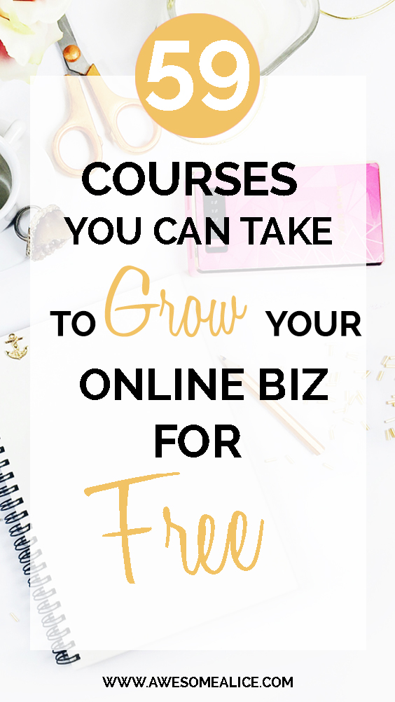 I will take your online class