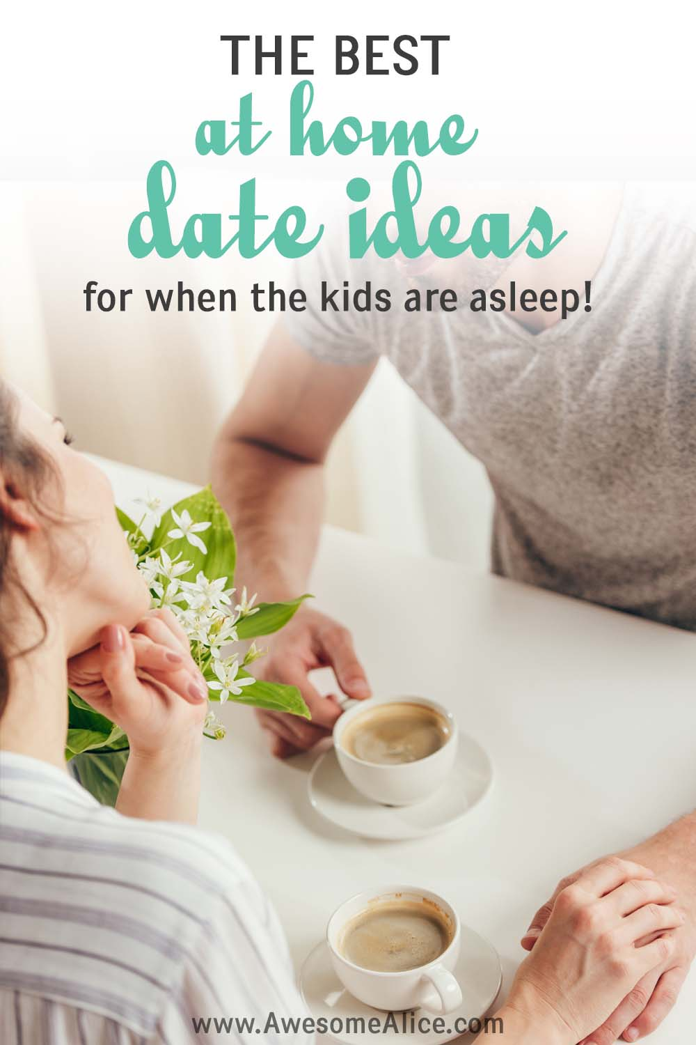 the best 22 at home date night ideas with sleeping kids