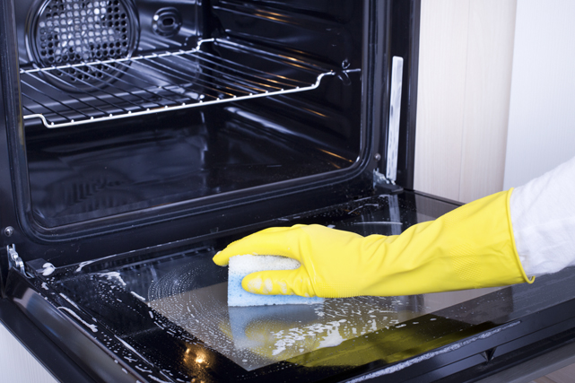 Naturally Cleaners Clean The Oven Diy Cleaner How To