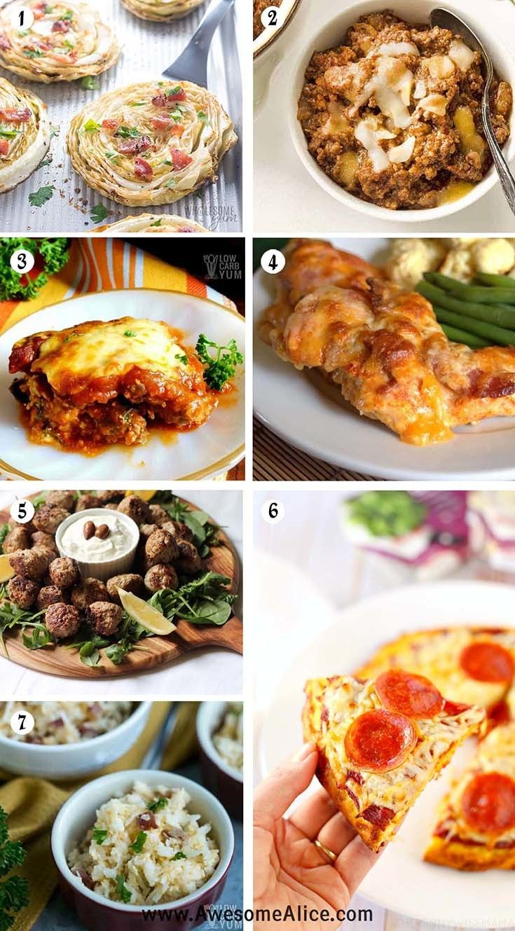7-Day Ketogenic Meal Plan to Kick-Start Your Weight Loss!