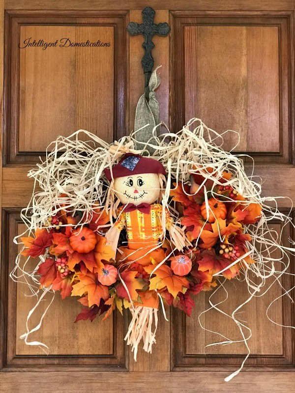 11 Diy Fall Wreaths Ideas That Are Beyond Easy To Make Awesome Alice