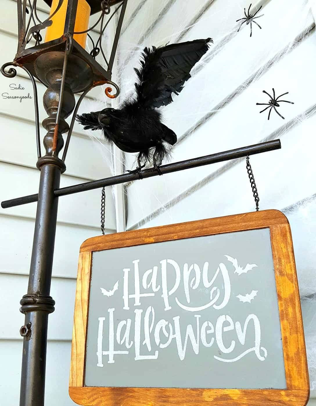 Easy Diy Halloween Decorations For A Not So Scary Halloween