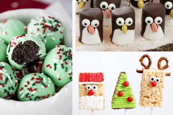 30 Quick And Easy No Bake Christmas Treats To Make This Year
