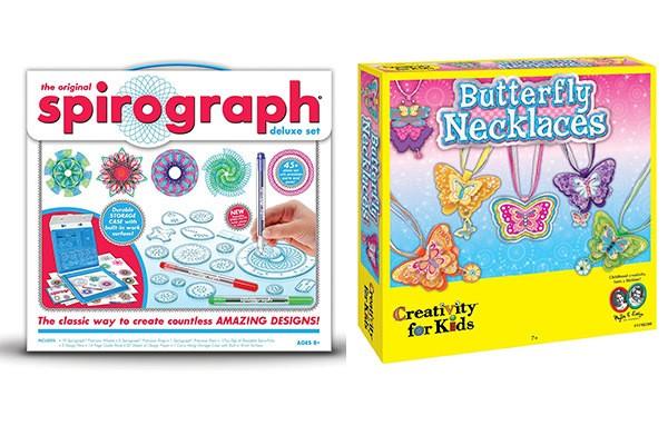 Art Kit Gift Ideas for Creative Kids Who Love Art