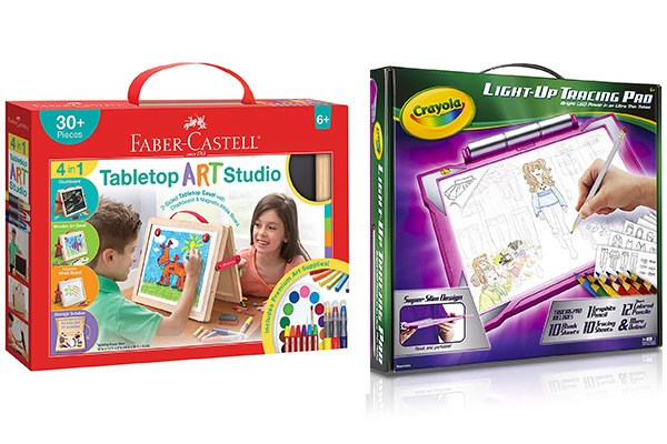 Cool Drawing Gift Ideas for Creative Kids Who Love Art