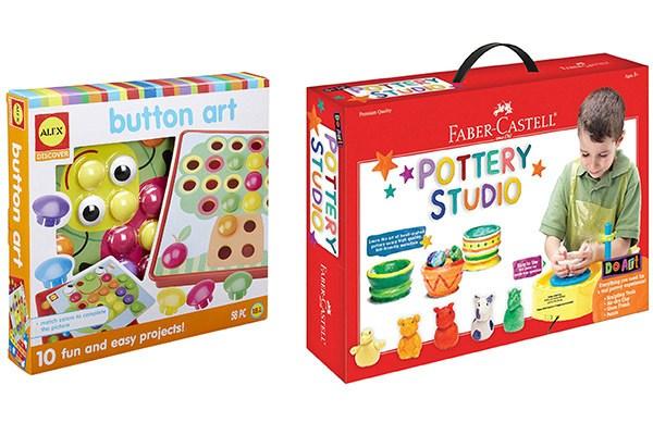 DIY Gift Ideas for Creative Kids Who Love Art