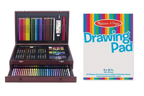 Drawing Gift Ideas for Creative Kids Who Love Art