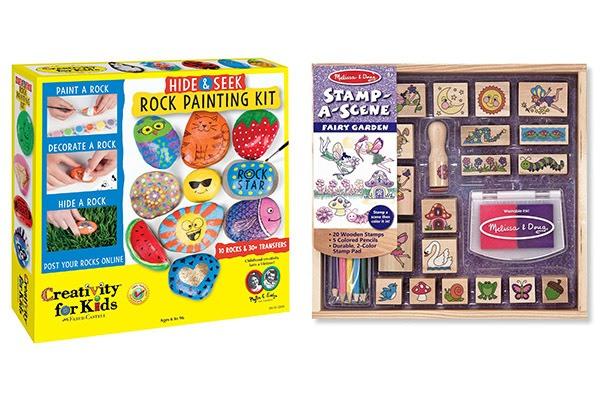 Fun Gift Ideas for Creative Kids Who Love Art