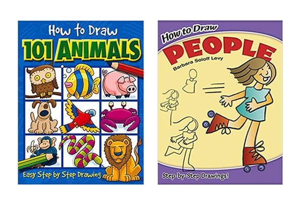 Learn to Draw Gift Ideas for Creative Kids Who Love Art