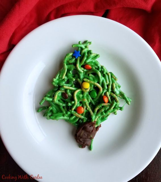 No Bake Christmas Treats No Bake Christmas Tree Cookies Awesome