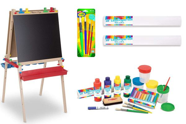Painting Gift Ideas for Creative Kids Who Love Art