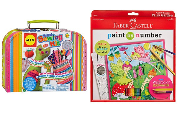 Sewing Kit Gift Ideas for Creative Kids Who Love Art
