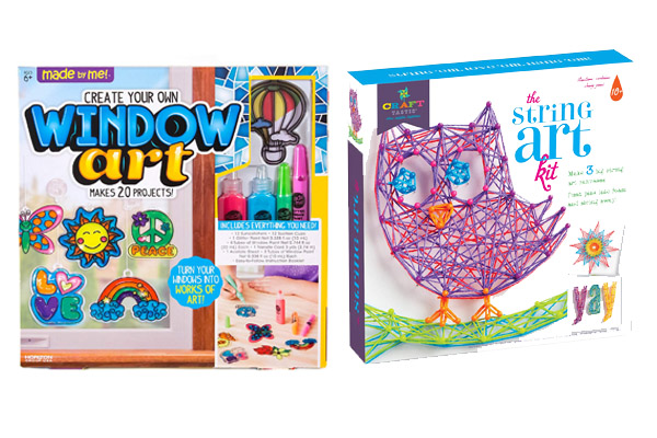 Top 30 Gift Ideas For Creative Kids Who Love Art Awesome Alice