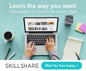 Learn hand lettering with free classes on skillshare - Awesome Alice