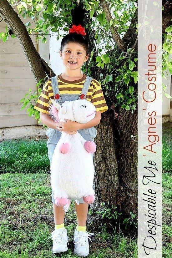 DIY Halloween Costumes for Kids - Agnes