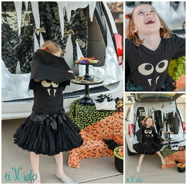 DIY Halloween Costumes for Kids - Bat