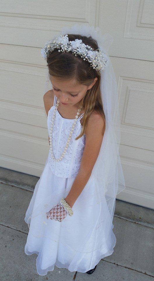 DIY Halloween Costumes for Kids - Bride