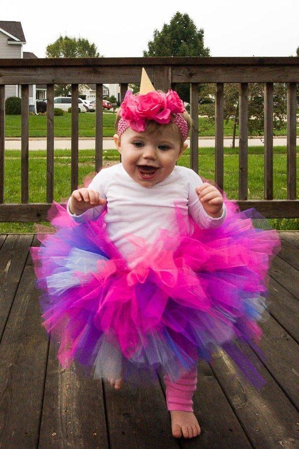 DIY Halloween Costumes for Kids - Unicorn