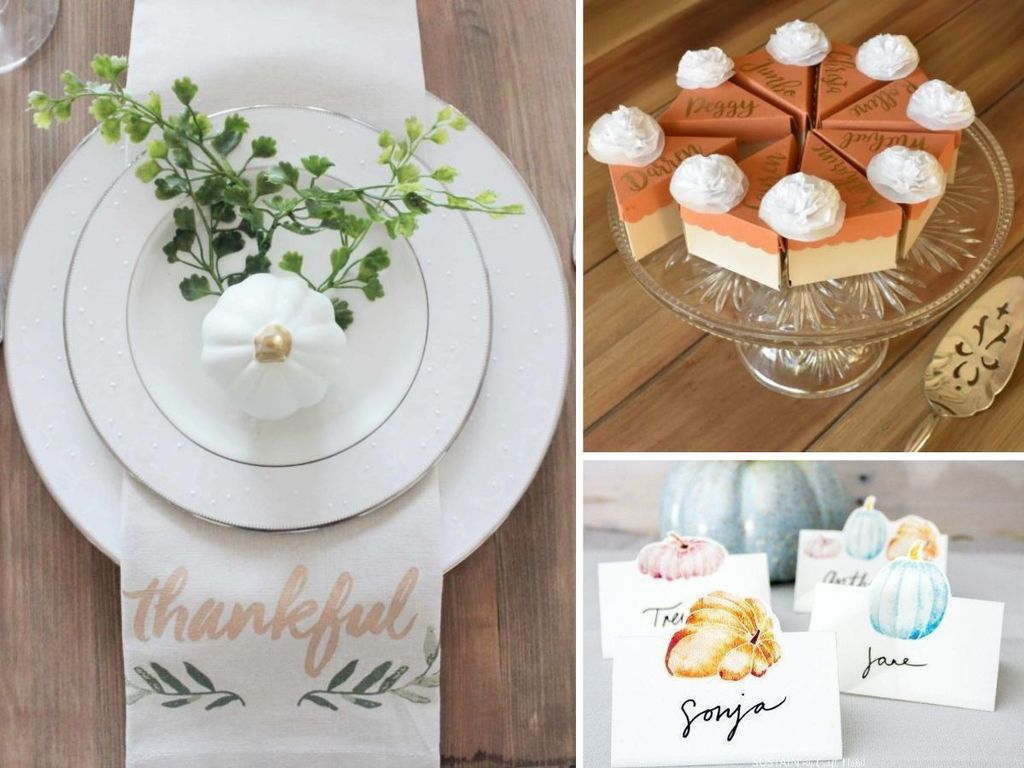 50 Best Diy Thanksgiving Table Decorations Awesome Alice