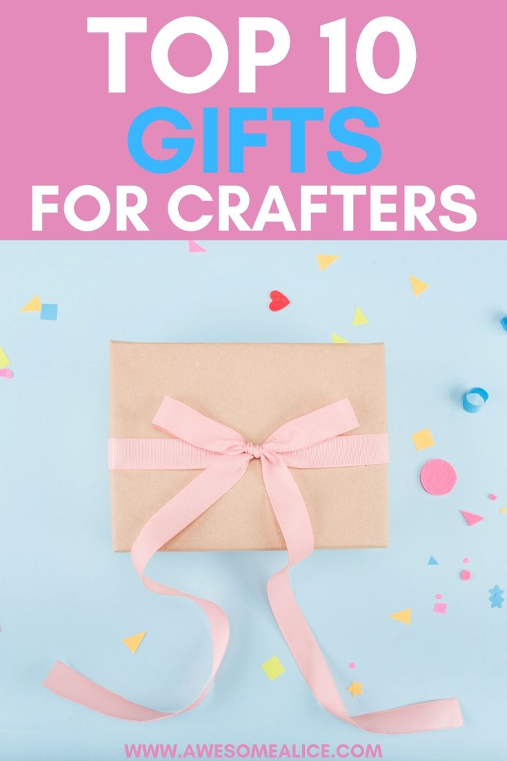 Top 10 Creative Christmas Gift Ideas For Craft Lovers Awesome Alice