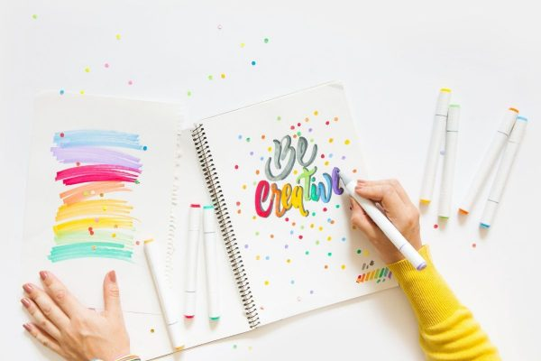 Hand Lettering Tutorial. The Newbie's Guide to Getting Started with the Art of Hand Lettering, Brush Lettering, Modern Calligraphy, iPad Lettering, and Chalk Lettering.